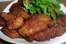 Mäso: pečienka