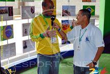 Copa 2014 com o ESPORTESNET / Algumas fotos da cobertura da Copa do Mundo 2014 no Brasil pelo ESPORTESNET com os jornalista Alex Tobias e Fernando Alves Firmino