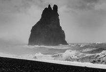 The magic of black-white photo