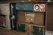 Recycled Upcycled Creative Home / by Cassandra Bromfield