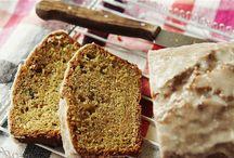 Cake recipes from garden produce