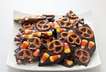 Halloween / Recipes, treats and maybe a few achievable craft projects.