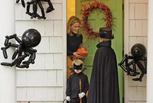 Halloween Fun / Ghosts and ghouls.. Fun decorations and games to celebrate the season!