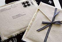 sewing envelope