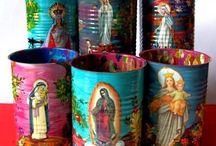 Artesanato religioso e outros