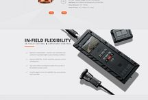 Web design inspiration / Best web design inspirations
