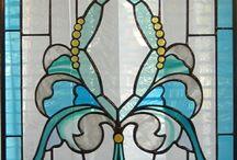 Vitray / Renklendirilmiş cam