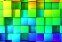 Crayola Box / Primary Colors