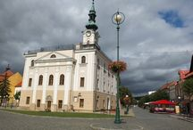 Kezmarok. / Krasne historicke mesto na Slovensku.