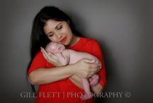 Newborn George, 11 days new by gillflett.com