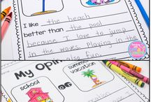 Learn to Write Sentences