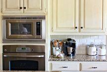 Kitchen / by Karen Walton- Kofnovec