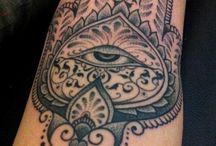Tattoos / Love them