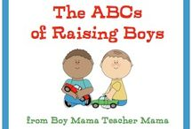 Boys will be boys.  / Tips, advise, and ideas on how to raise my boy.  / by Siboney Granados