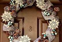 Wreaths-Winter / by Sherri Hall