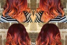 tess color hair