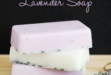 Soap Making / by Ashley Newell