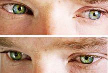 Heterochromaticke oci