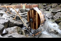 Water Wheels and mechanical