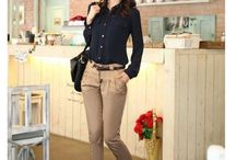 Fashion business casual