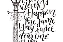 Narnian Quotes