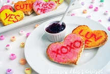 Celebrating - Be Mine / February can be cold & dreary. Good thing we have a day for hearts and fun.
