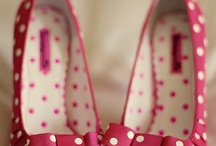 Women's Polka Dot Shoes / by John Willey