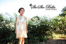 SHOSHO BELLA Luxury Couture / www.shoshobella.com (Designer Sarah Khamis)