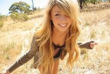 blonde ambition / by Andrea Burnett Beckert