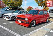 Toyota Starlets
