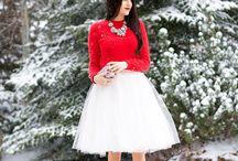 Τουλινες φούστες & φορεματα