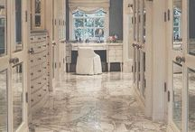 Stone floors - inspiration