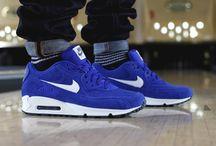 Sneakers / Nike, Jordan, K1X, Adidas