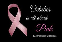 Kiss Cancer Goodbye 2015 / We fight the fight of breast cancer awareness with Making Strides during the month of October. Our goal in our office is to do a part (even if small) in bringing breast cancer awareness to the front lines. Think #PINK and help fight the fight!