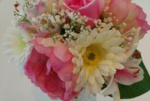 #algarve #wedding #artificial #silk #flowers #bouquets