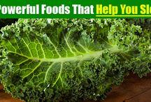 Foods to help you sleep.