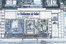 I shop, visit, eat ....in Montreal / by Francoise Larouche