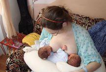 Predčasne narodené dieťa / Dojčenie predčasne narodeného bábätka