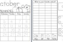 Calendar Math/ Focus Wall / by Brenda Bolden