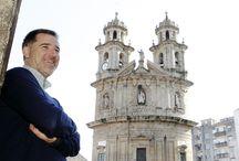 Pontevedra / Su Caso Histórico, declarado Conjunto Histórico Artístico ya en el año 1.951, sus rincones, sus ríos, su carácter alegre, hicieron enamorarme de Pontevedra para siempre.