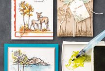 Stampin' Up In The Meadow