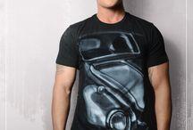Koszulki / Koszulki ręcznie malowane