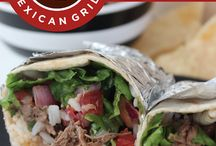 Mexican food / by May May