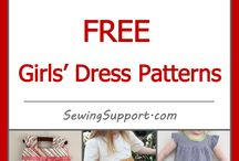 Sewing patterns and ideas