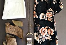 Outfit floral