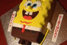 Birthday boy! / SpongeBob Sqarepants...!