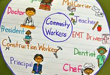 Community Workers / by Mrs. Parker Kindergarten