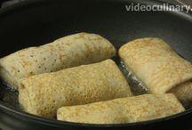 Pancakes, Blini, Pfannkuchen, Oladji...