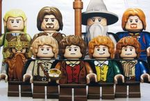 Hobbit LoTR Program/ Party Ideas / by Andrea Graham, Youth Culture Expert