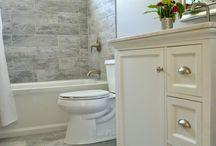 bathroom ideas / remodeling bathroom